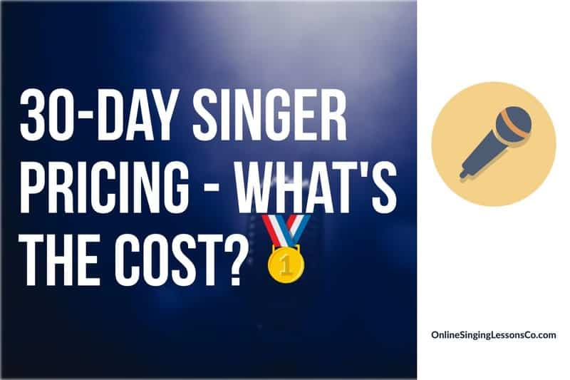 30 Day Singer Pricing – What's the Cost of 30-Day Singer?🥇