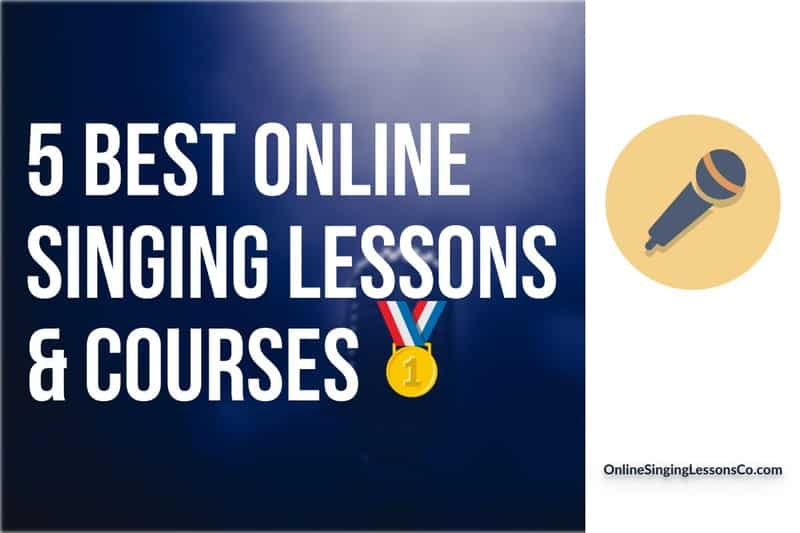 5 Best Online Singing Lessons & Courses (2020 Review)🥇