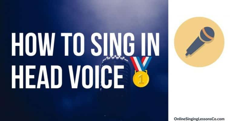 How to Sing in Head Voice (2020 Guide)🥇