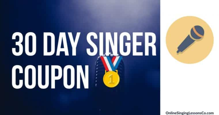 30 Day Singer Coupon – Discount (2020)🥇
