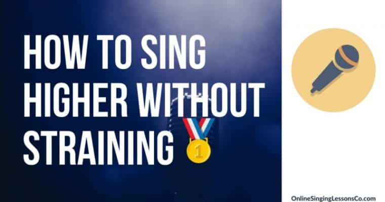 How to Sing Higher Without Straining🥇 (2021 Guide)